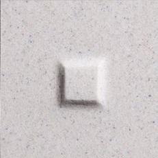Granitový dřez Brenor AGAT - Bílá