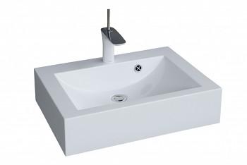 Koupelnové umyvadlo Box 60
