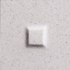 Granitový dřez Brenor AQUARRO DOS - Bílá