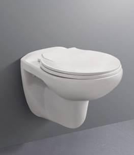Závěsné WC HAMAR kompletní set