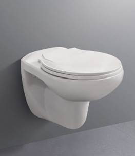 Mísa HAMAR pro závěsné wc