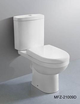 Keramické WC WC UMEA-1009D
