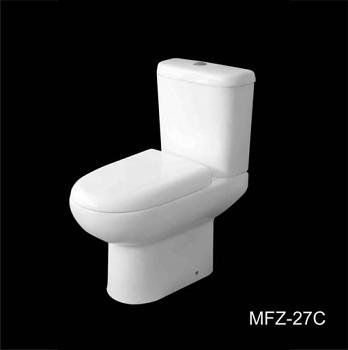 Keramické WC MANDAL-27C