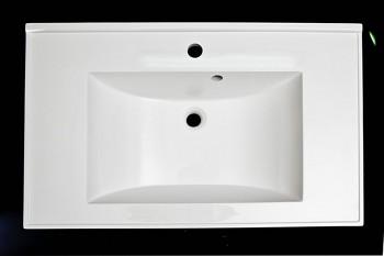 Koupelnové umyvadlo Brenor Bianka 80