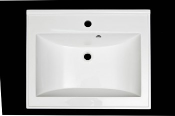 Koupelnové umyvadlo Brenor Bianka 60